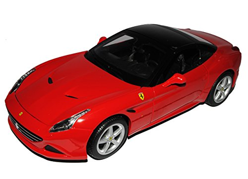 Bburago Ferrari California T Coupe Geschlossen Rot AB 2015 1/18 Modell Auto