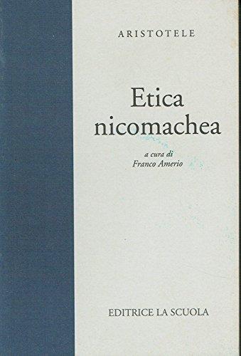 Aristotele:Etica nicomachea ed.La Scuola A19