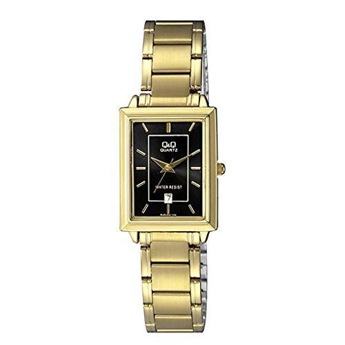 Q&Q Reloj de mujer BL65J002Y analógico de cuarzo japonés estándar