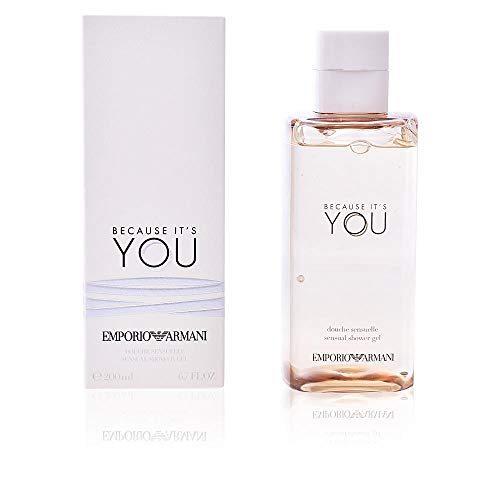 Emporio Armani Because It's You Gel de Baño - 200 ml