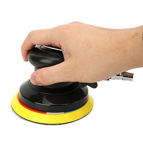 Lijadora neumática de alta velocidad Herramientas de lijado Lijadora neumática ergonómica de entrada de 1/4 pulg. Para pulir