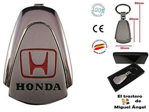 ETMA Llavero de Coche Compatible con Honda lla013-6