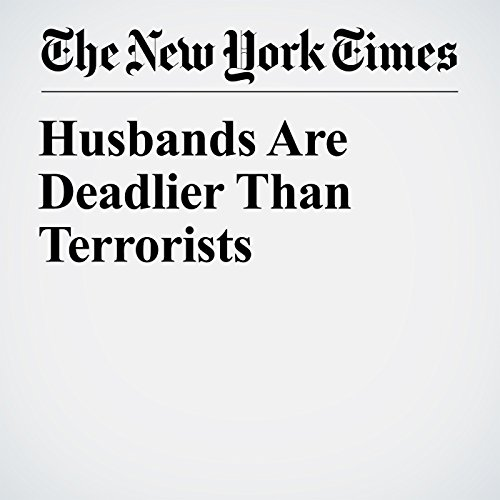 Husbands Are Deadlier Than Terrorists copertina