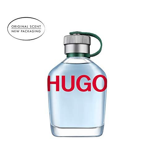 Hugo Boss Man Eau De Toilette for Men, 125 ml