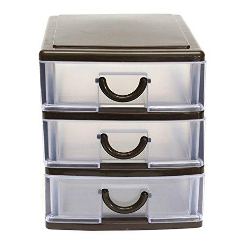 Starall ,  Kofferorganizer Weiß weiß 4 Drawers