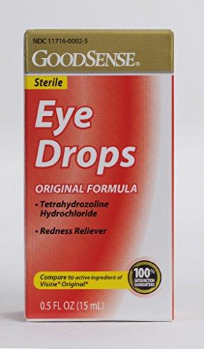 Good Sense Eye Drops Original Case Pack 24