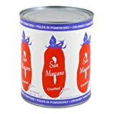 San Marzano Crushed Tomatoes, 28 Ounce (Pack of 6)