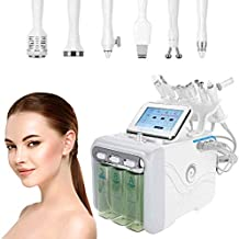 XISURE Face Care Machine, 6 in 1 Hydrogen Oxygen Dermabrasion Beauty Machine for Deep Cleaning Skin Rejuvenation, Home and Beauty Salons Use