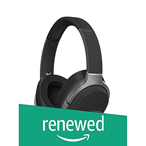 (Renewed) Edifier W830BT Bluetooth Headphones, Over-Ear Wireless Headphone, Stereo Hi-Fi Headset with Mic and Remote for Phones, PC, Tablet, Mac