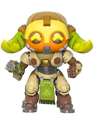 Funko Pop! Games: Overwatch - Orisa (15cm) #352 Vinyl Figure