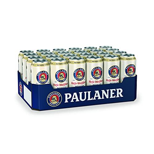 Paulaner Hefe-Weißbier Naturtrüb, 24er...