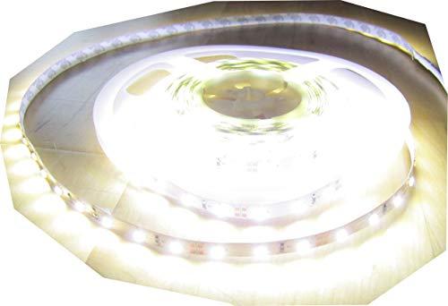 12500 Lumen 5m X-Ultra-Highpower LED Streifen mit 600 2835 LED\'s neutralweiß natur weiss naturweiß superhell 24V ohne Netzteil von AS-S
