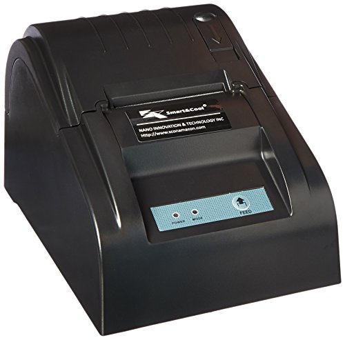 Xfox 5890T Thermal Printer - 90mm/sec High Speed POS Thermal Receipt...