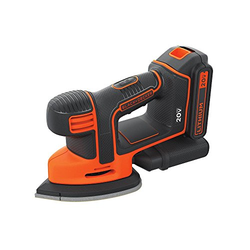 BLACK+DECKER 20V MAX Sheet Sander (…