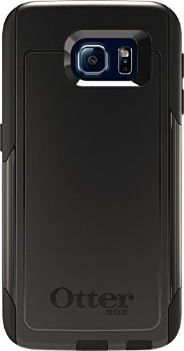 OtterBox COMMUTER SERIES for Samsung Galaxy S6 - Black