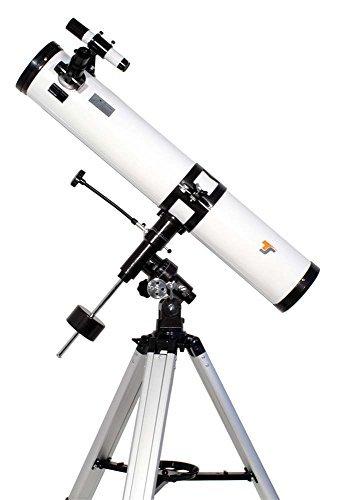 TS-Optics Teleskop Reflektor N 114/900 EQ3-1 Komplettset für Einsteiger mit viel Zubehör, Starscope1149