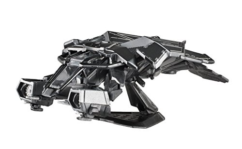 Nave The Bat 1/50 Infantil Hot Wheels Preto