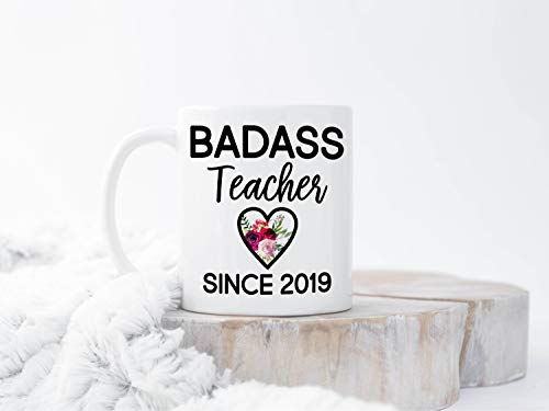 Eli231Abe - Taza personalizada para profesor, regalo divertido para profesor, regalo para profesor, regalo divertido para profesor, agradecimiento para el profesor de vuelta a la escuela