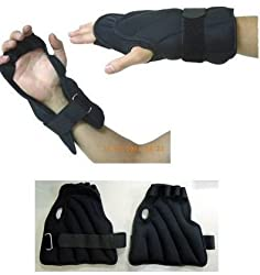 weighted gloves shadow boxing