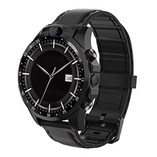 Relojes Inteligentes LJR V9 3G + 32G 1.6 Pulgadas Pantalla IPS IP67 Vida Impermeable 4G Reloj Inteligente, Soporte Monitoreo de Ritmo cardíaco/Notificación de Mensajes/Llamada telefónica/Cámaras