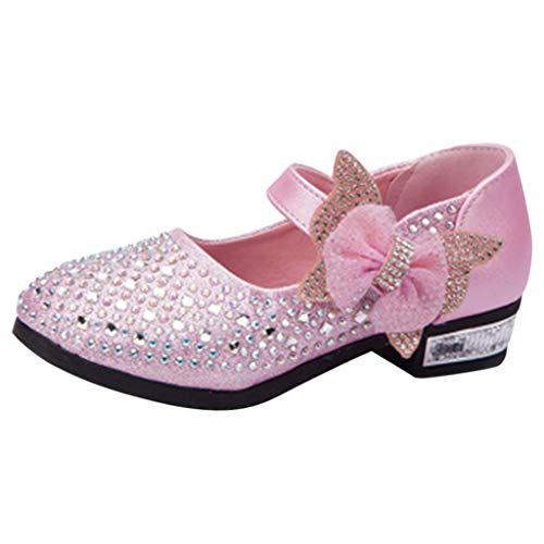 Babyschuhe Ballerinas Mädchen Schuhe Sommer Kommunionschuh Kinderschuhe Mädchen Schuhe Outdoor Prinzessin Schuhe Festliche Schuhe Lackschuhe Blumen Kinderschuhe LMMVP