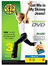 Golds Gym Get Me in My Skinny Jeans Workout DVD
