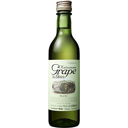 Katsunuma Grape BLANC [ ノンアルコール 360ml ]