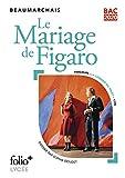 Le Mariage de Figaro (Bac 2020) - Édition enrichie avec dossier pédagogique « La comédie du valet » (Folio+ Lyçée t. 8) - Format Kindle - 9782072864186 - 2,99 €