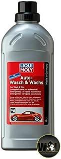 Liqui Moly 1542 Limpiador y Cera para Automóviles, 1 L