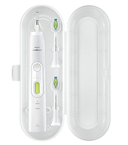 Elektrische Zahnbürste Travel Case Hard Kunststoff tragbare Displayschutzfolie für Philips HealthyWhite FlexCare PowerUp