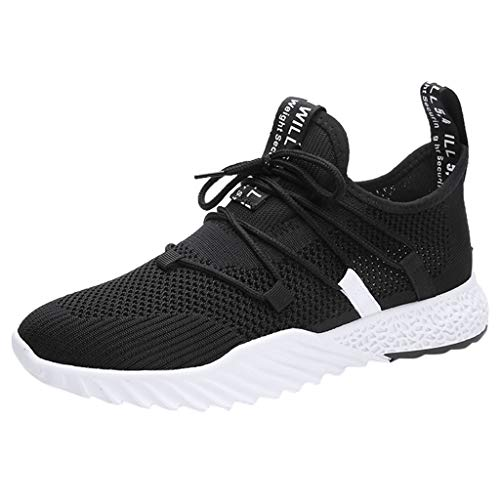 Sportliche Herren Arbeitsschuhe Leicht Atmungsaktiv Sneaker 39-44 athletische Walking-Laufschuhe Turnschuhe By Vovotrade
