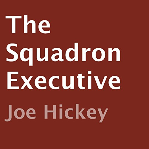 The Squadron Executive audiobook cover art