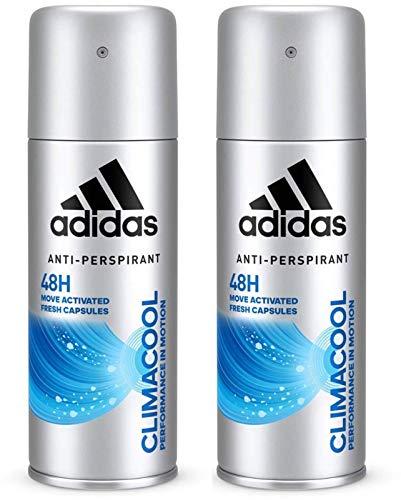 adidas Climacool Deospray, Antitranspirant Deo mit frischem Duft und langanhaltendem Schutz vor Schweiß, pH-hautfreundlich, 1 x 250 ml