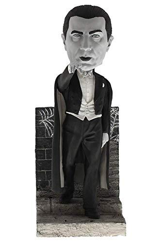Royal Bobbles Bela Lugosi as Dracula Wackelkopf, Limitierte Auflage, Schwarz / Weiß