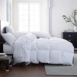 THE ULTIMATE ALL SEASON COMFORTER DEAL Hotel Luxury Down Alternative Comforter Duvet Insert with Tabs Washable and Hypoall...