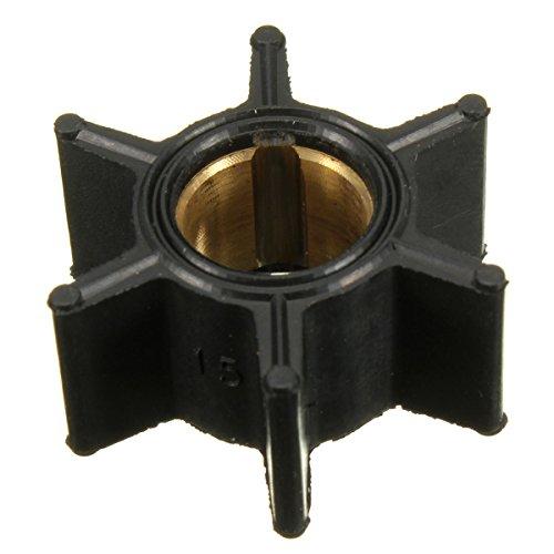 YONGYAO Wasser Pumpe Laufrad für Mercury Mariner Außenborder 4. 4.5. 6. 7.5. 9.8 HP 47-89981# 2498136 4107219