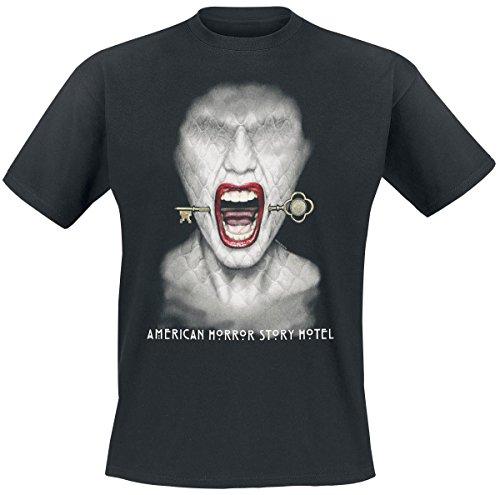 American Horror Story Key T-Shirt schwarz XL