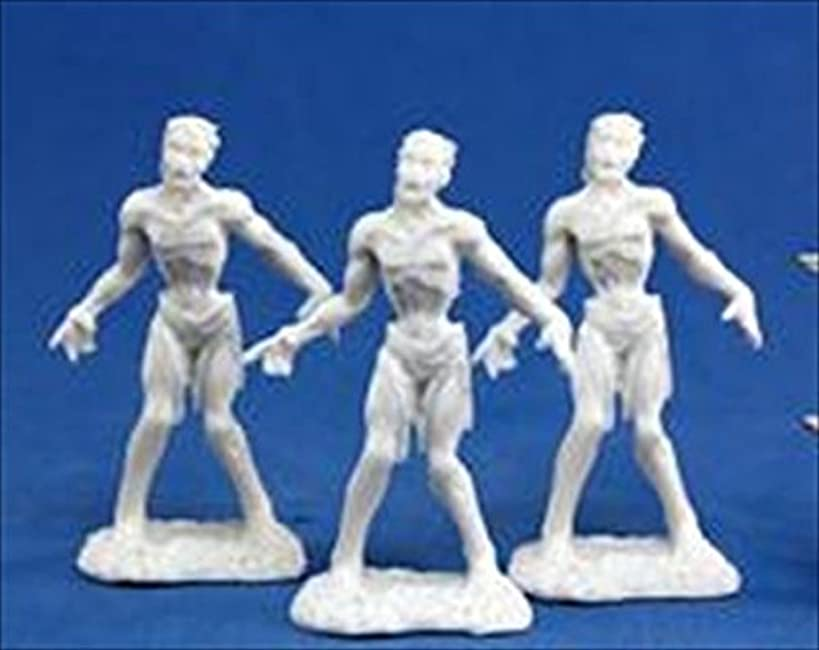 Reaper Miniatures 77053 Bones - Zombies Set Of 3