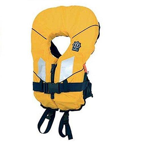 Crewsaver Varen en zeilen - Kinderen Junior Junior Spiral 100N reddingsvestjas in geel Navy kind en baby - Unisex