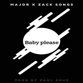 Baby Please (feat. Zack Songs)