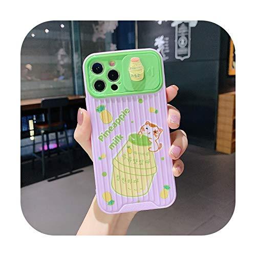 Funda para iPhone 12 11 Pro Max 12 Mini 8 7 Plus Xr X Xs Max SE 2020 suave funda de regalo para iPhone 11