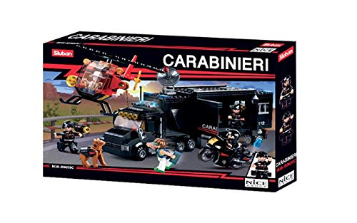 SLUBB Camion SWAT CARABINIERI