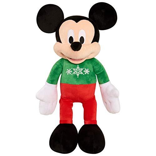 Disney Classics 22' Mickey Mouse Holiday 2019 Plush (Amazon Exclusive)