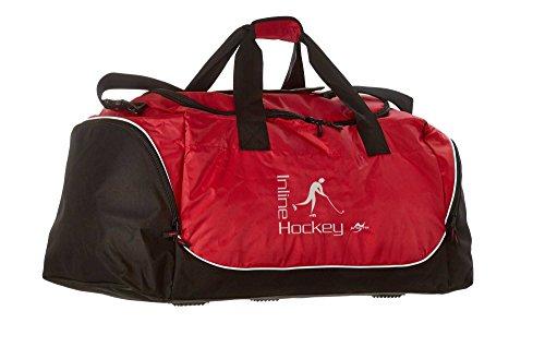 Tasche Jumbo rot Inline Hockey