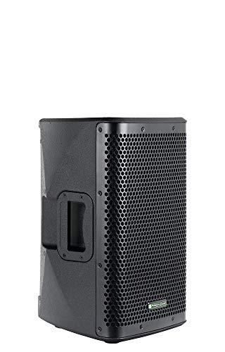 Pronomic C-208 MA - Aktive 2-Wege Box mit 2 Kanälen - Leistung: 500 Watt (RMS)...