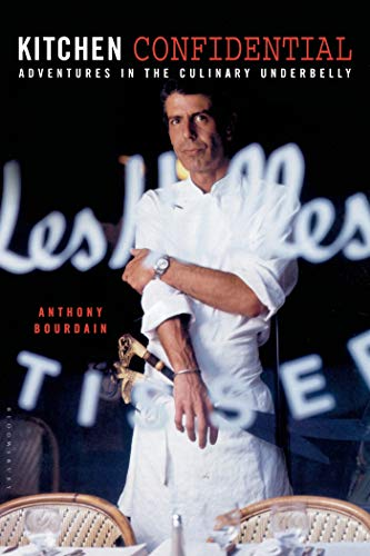Compare Textbook Prices for Kitchen Confidential: Adventures in the Culinary Underbelly 1 Edition ISBN 9781582340821 by Anthony Bourdain