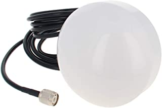 $22 » Othmro GPS Boat Antenna Compatible with Beidou TNC Male External Navigation Receiver 3 Meter Wire 1pcs