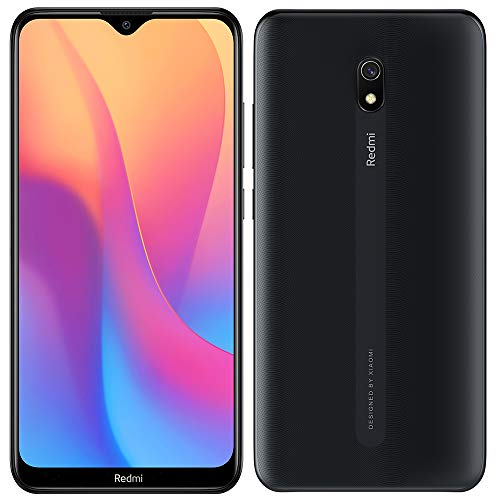 Xiaomi Redmi 8A Dual SIM 32GB 2GB RAM Black, 6941059630616, Midnight Black