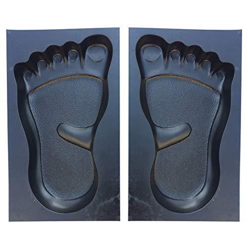 Guajave Weg Hersteller Form DIY Terrasse Hersteller Trittstein Beton Pflaster Wiederverwendbare Form - Fuß