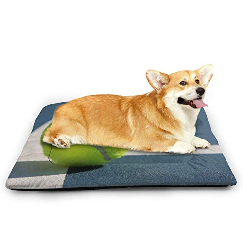 Niet van toepassing Tennis Ball On Line huisdier kat en hond Pad waterdichte huisdier matras absorberende handdoek tapijt, 23